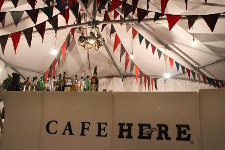café HERE