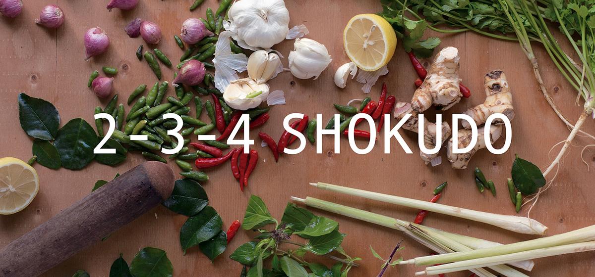 2-3-4 SHOKUDO